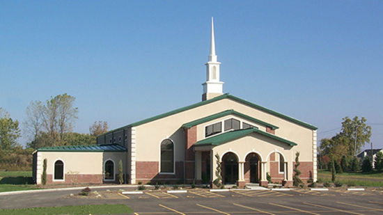 Photo of Temporary Church Buildings and Modular Churches in the USA