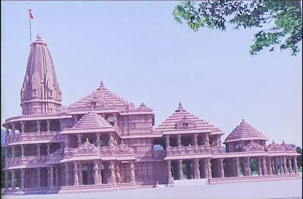 Photo of New design on the cards for Ayodhya Ram Mandir
