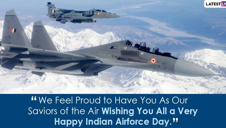 Photo of Air Force Day 2020 Live Updates: PM Modi pays tribute to IAF warriors, Rafale to take part in a grand flypast