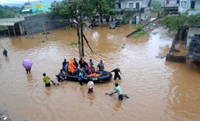 Photo of 30 killed as heavy rain triggers flashfloods in Andhra and Telangana