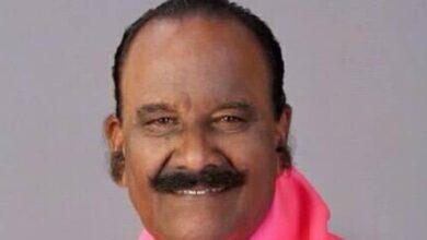 Photo of Former Telangana Home Minister Nayani Narasimha Reddy passes away