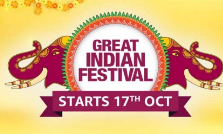 Photo of Amazon Great Indian Festival 2020 Sale to Kick Off October 17, Prime Members to Get Early Access