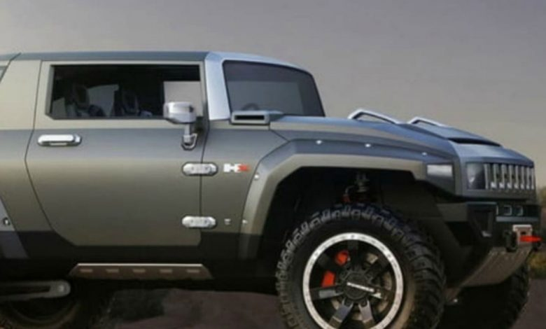Photo of GMC reveals the Hummer EV: 1,000 HP, 350 mile range, and 0-60 in 'around 3 seconds'