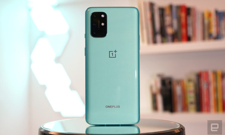 Photo of OnePlus 8T With Quad Rear Cameras, 65W Fast Charging Launched in India: Price, Specifications