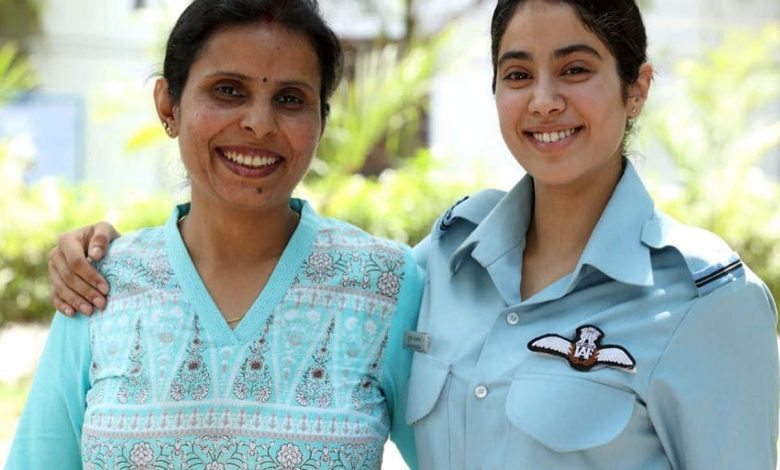 Photo of Gunjan Saxena To High Court Never Faced Gender Bias In Air Force: