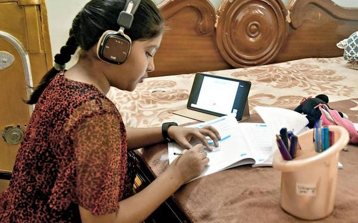 Digital Learning in Karnataka Government Colleges