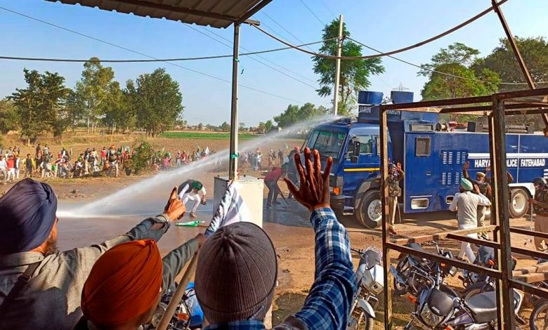 Farmer Killed As Truck Hits His Tractor during Delhi Chalo Protest March in Haryana