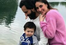 Kareena Kapoor Bids Farewell To Dharamshala, And You Get New Pictures Of Taimur And The Mountains. See Here