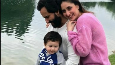 Photo of Kareena Kapoor Bids Farewell To Dharamshala, And You Get New Pictures Of Taimur And The Mountains. See Here