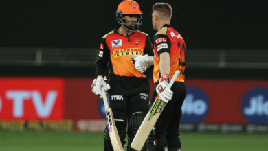 Photo of Wise heads save the day: SRH book ticket against DC, RCB eliminated