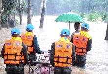 Five Dead As Flash Floods Hit Southern Thailand