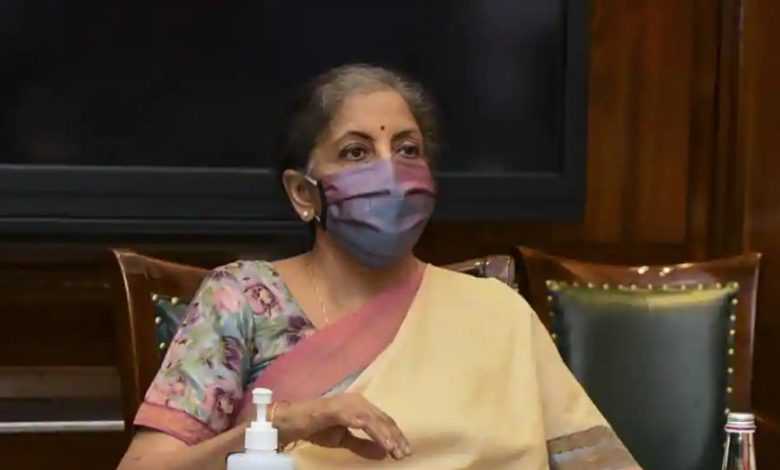 Nirmala Sitharaman to Attend Founding Day of DRI Today