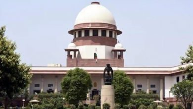 Photo of Those Not Wearing Masks Violating Other Citizens' Fundamental Rights: SC