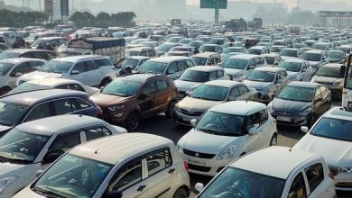 Photo of Traffic Advisory: Delhi-Noida Link Road Remains Shut Because Of Farmer Protest