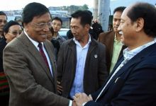 Nagaland assembly adopts resolution on separatist issue