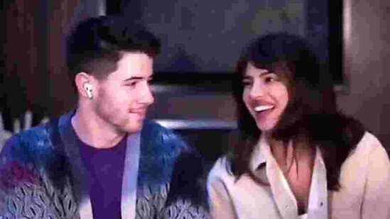 Priyanka Chopra's husband Nick Jonas was very interested in reading about her 'early dating life' in Unfinished