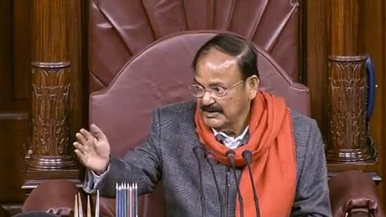 'They should look inward': Venkaiah Naidu on MP's question citing Sweden report