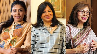 Top 10 Richest Women In India