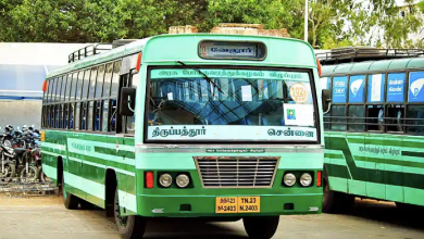Transport strike in Tamil Nadu today, 80% bus services hit