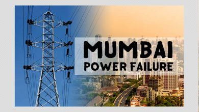 Mumbai power outage