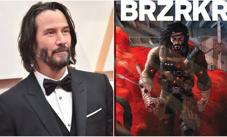 'BRZRKR': Keanu Reeves To Star In Live-action Film And Anime Series For Netflix