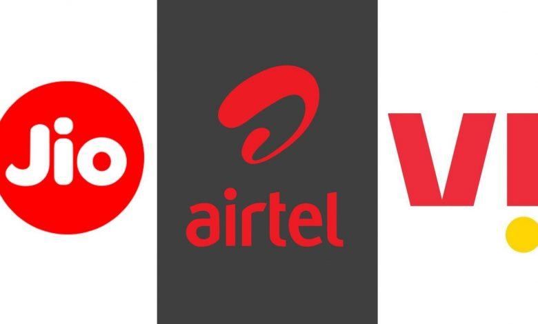 Airtel, Jio, Vi best prepaid plans with streaming and data benefits under Rs 500
