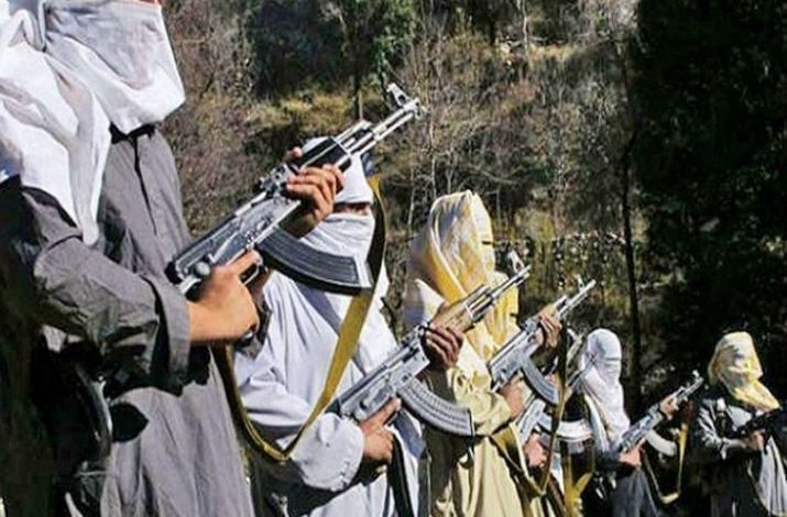 Top 10 Most Terrorists in India