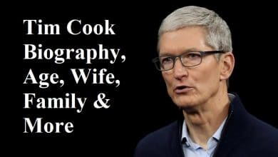 Tim Cook Biography