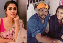 Nayanthara flaunts ring in pic shared by boyfriend Vignesh Shivan. Are they engaged?