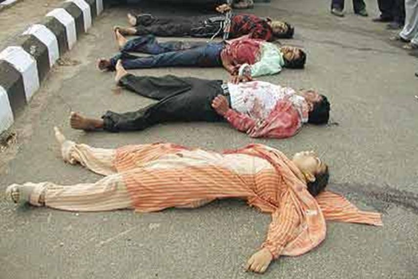 """Ishrat Jahan was killed along with three others by Gujarat Police in an """"encounter"""" near Ahmedabad on June 15, 2004."""