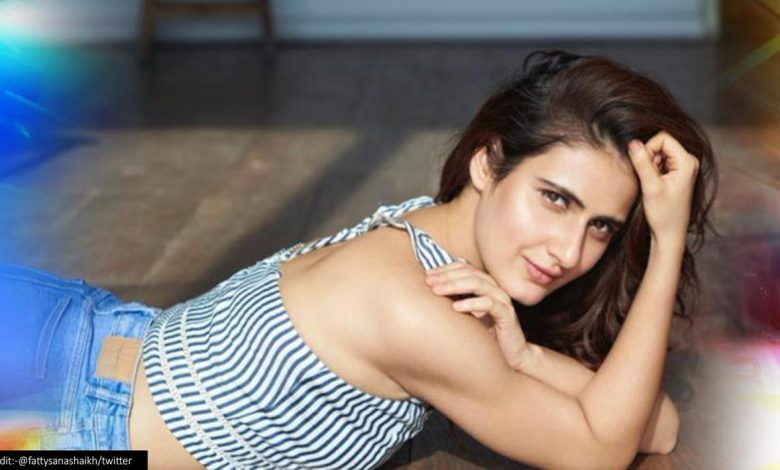 Fatima Sana Shaikh tests Covid positive, under home quarantine