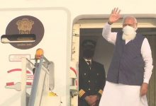PM Modi leaves for Bangladesh for a two-day visit