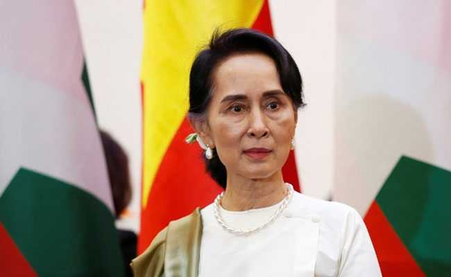 Myanmar: Firebomb hurled at Aung San Suu Kyi's party headquarters