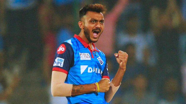 Axar Patel rejoins Delhi Capitals after recovering from COVID-19: That smile tells a story