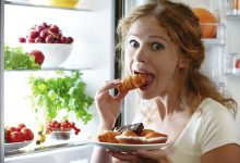 I am Covid positive. I cannot stop eating because of the stress. What should I do?