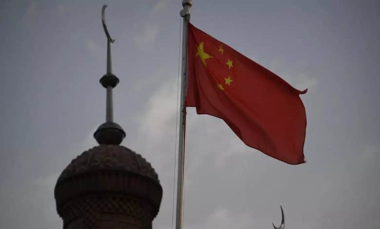 China sentences two Uighur former officials to death for 'separatism' in Xinjiang