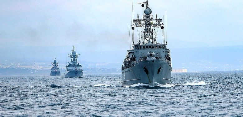 Germany condemns Russian naval restrictions in Black Sea