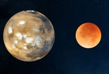 Rare lunar occultation of Mars to be visible from India at 5 pm today