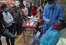 Maharashtra records highest-ever daily spike with 47,827 new Covid-19 cases in 24 hours