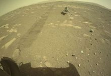 NASA's Ingenuity helicopter touches down on Mars' surface