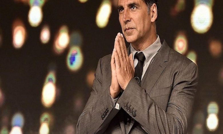 Akshay Kumar in hospital after testing Covid positive