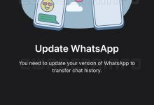 WhatsApp beta update 2.21.9.7 hints chat migration tool in the works to move chat history from Android to iOS
