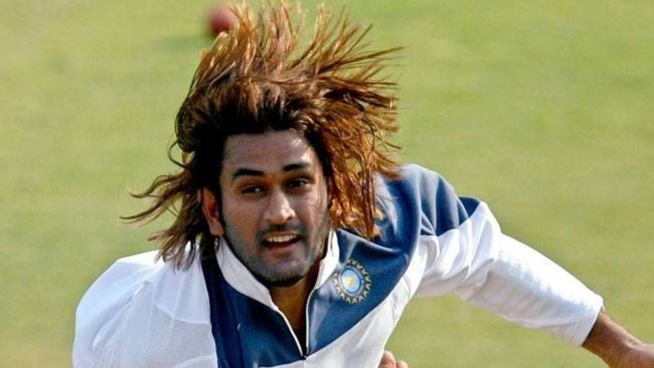 Early look of Mahendra Singh Dhoni