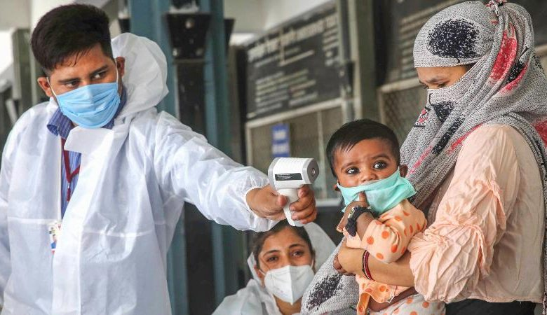 India's daily Covid-19 cases crosses over 1 lakh mark, first time since pandemic began