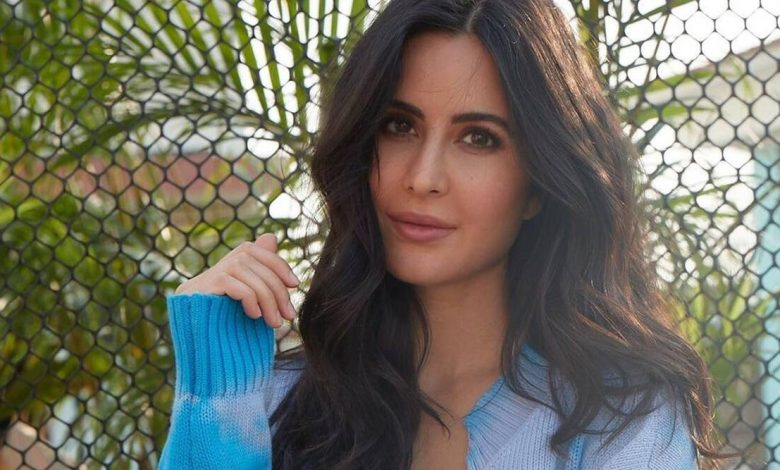 Covid-positive Katrina Kaif has just herself for company in quarantine. See pic