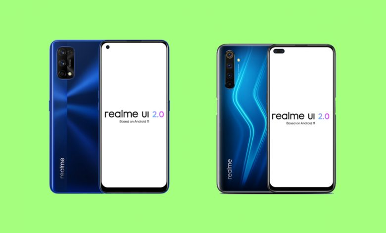 Realme 7 Pro, Realme 6 Pro now receiving Android 11-based Realme UI 2.0 update