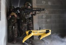 French army tests robot dog Spot for battlefield, tries to see if it will work with humans