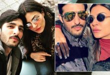 What break-up? Sushmita Sen and Rohman Shawl are still very much in love. Here's proof