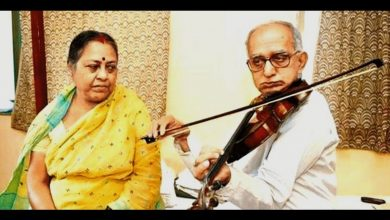 Kolkata man, 77, played violin for 17 years to raise funds for his wife's cancer treatment. Viral story