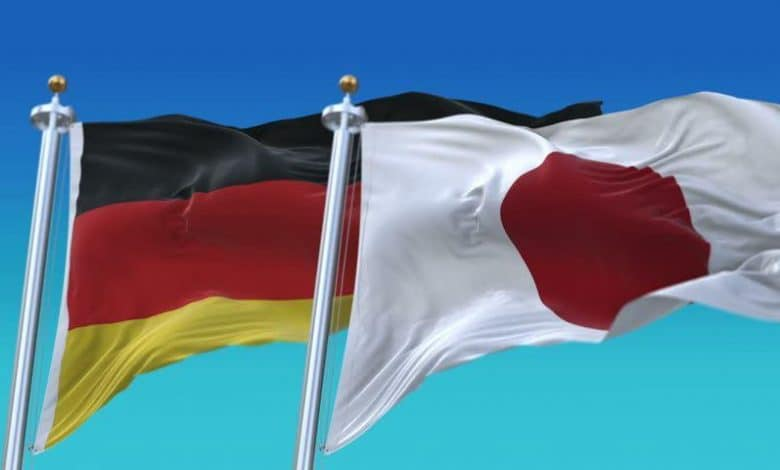 Japan and Germany to hold first '2 plus 2' dialogue talks in April